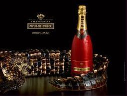 Maisons dello Champagne, packaging e accessori fanno la differenza | Pensieri diVINI & Style... | Scoop.it