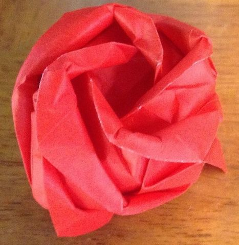 Origami keeps appearing. Mindfulness in the library. | What is a teacher librarian? | Scoop.it