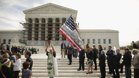 Supreme Court Again Weighs Spending Limits in Campaigns | Drew and James North and South America | Scoop.it