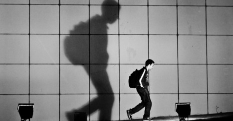 Show Us a Strong Shadow for Our Photo Challenge   Great Photography Inspiration   Scoop.it