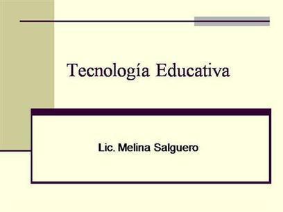 Tecnologia Educativa. | Practica | Scoop.it