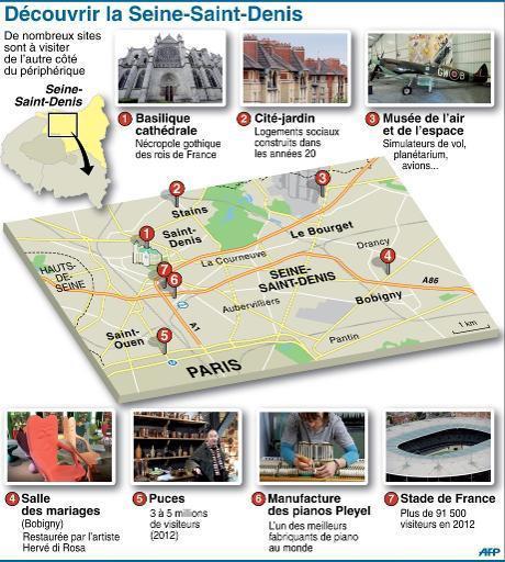 Des touristes dans les cités du 9-3 | Pryscila Gashi's daily | Scoop.it
