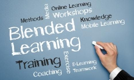 Typologie des solutions Blend-Learning (Formation Hybride) | E-pedagogie, apprentissages en numérique | Scoop.it