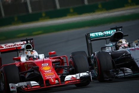 Hamilton: I don't look at Ferrari and wish I was there… | F1 News | F 1 | Scoop.it