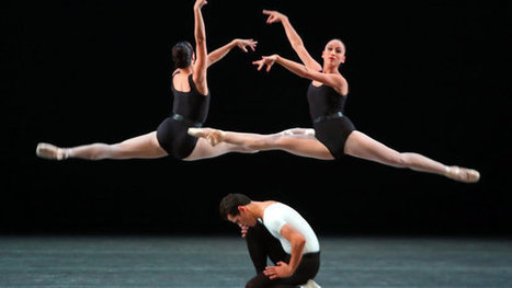 New York City Ballet's 'Balanchine Black and White' - New York Times | Dance | Scoop.it