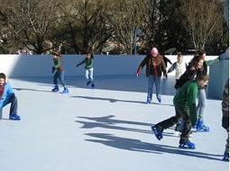 Benefits of a Portable Ice Skating Rink | Synthetic Ice Rinks | Scoop.it