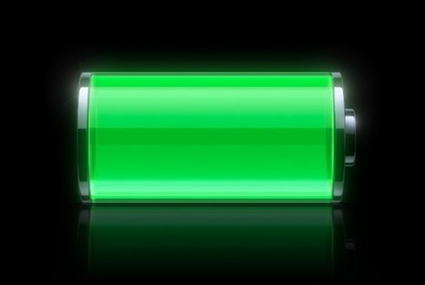 How To Conserve Your Battery On The IPhone 5 | technology | Scoop.it