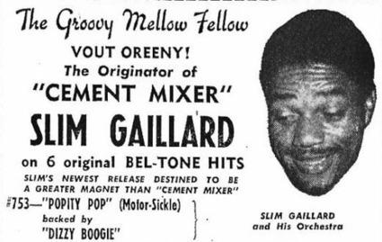 Slim Gaillard | Jazz Plus | Scoop.it