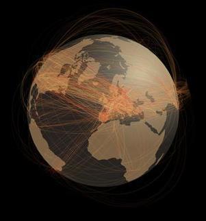 Dime de dónde eres y te diré qué te descargas | Espacios Multiactorales | Scoop.it
