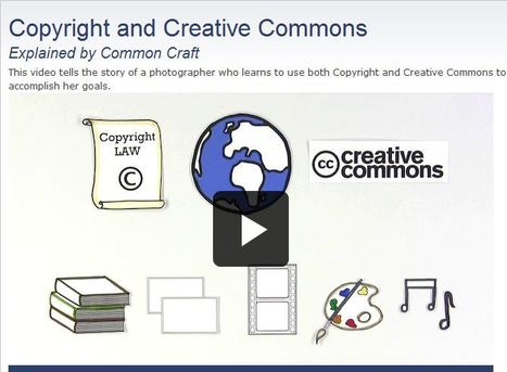 Copyright and Creative Commons | Digital learning, literacies & identities | Scoop.it