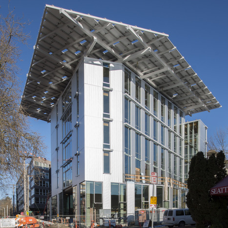 This Building Is Supergreen. Will It Be Copied?  : NPR | This Gives Me Hope | Scoop.it