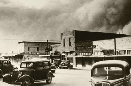 Conservation Lessons of the Dust Bowl | Cool Green Science: The Conservation Blog of The Nature Conservancy | Sustainable Futures | Scoop.it