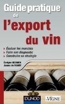 Guide pratique de l'export du vin | Exposition de livres | Scoop.it