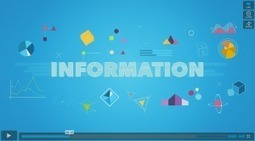 The Power of Information – Video Infographics | Journalism in the digital era | Scoop.it