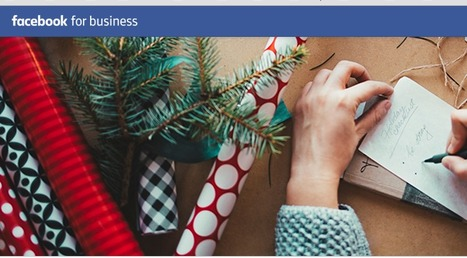 Start planning your Facebook holiday promotions | Facebook for Business Marketing | Scoop.it