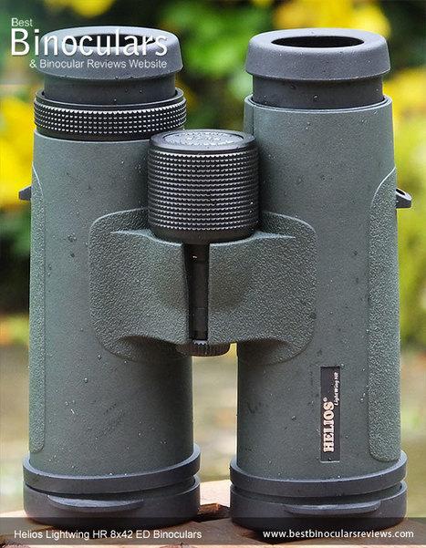 Helios Lightwing HR 8x42 ED Binoculars Review | World of Optics | Scoop.it