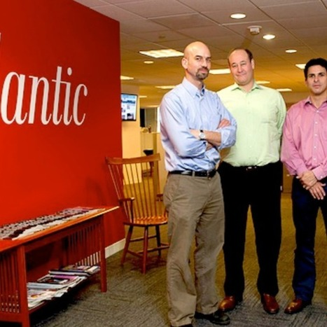 'The Atlantic' Tries a Weekly iPad Magazine | Tablet publishing | Scoop.it