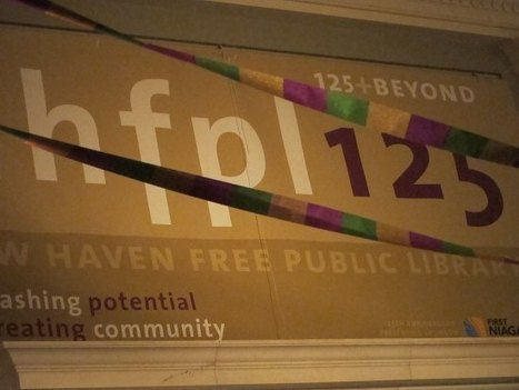Library Parties Like It's 1887 -- & Beyond 2012  |  New Haven Independent | SocialLibrary | Scoop.it