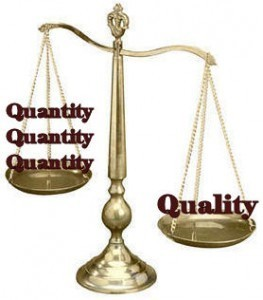 Is it your quality or exposure that slacks? - Marketing Strategist | Byron SEO & Marketing | Scoop.it
