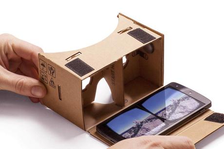 LeNew York Timesva offrir un million de casques de réalité virtuelle | DocPresseESJ | Scoop.it