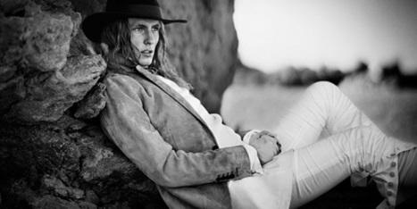 Viggo Jonasson for Vogue Hommes International SS 2014 | Daily Male Models | Male Models Smoker | Scoop.it