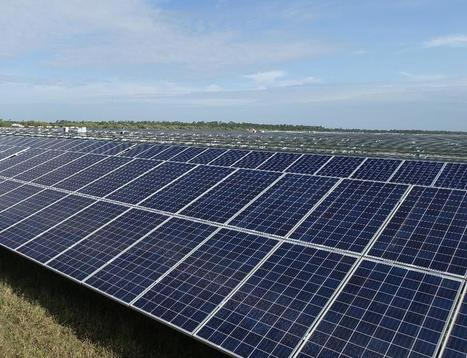 The Solar Story Is Just Beginning - Forbes | Solar Energy projects & Energy Efficiency | Scoop.it