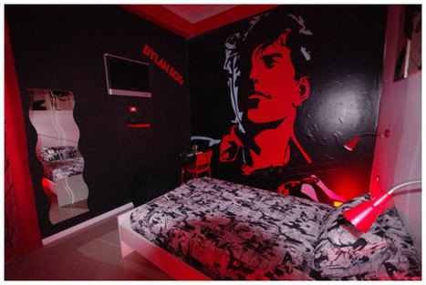 Un ostello a Roma per dormire con Dylan Dog | DailyComics | Scoop.it