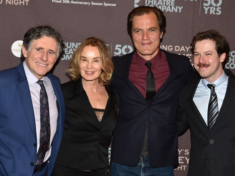 Jessica Lange, Gabriel Byrne Train for the Broadway Marathon of 'Long Day's Journey Into Night' | ☯ Song For A Friend ☯ | Scoop.it