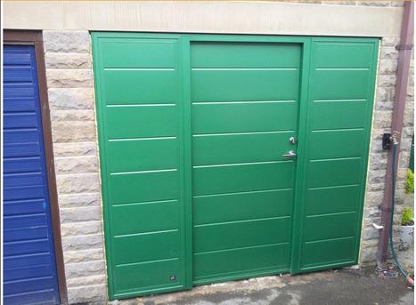 Advantages of Side Hinged Garage Doors   Garage Doors London   Scoop.it