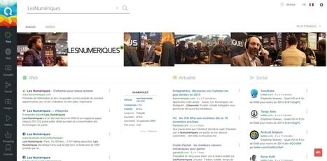 Découvrir et utiliser Qwant, le moteur de recherche Internet français | Seniors | Scoop.it