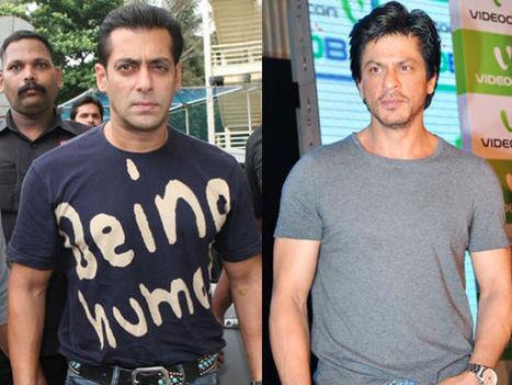Shahrukh Khan Finds Dino, Hrithik Hot; But Not Salman Khan! | music | Scoop.it