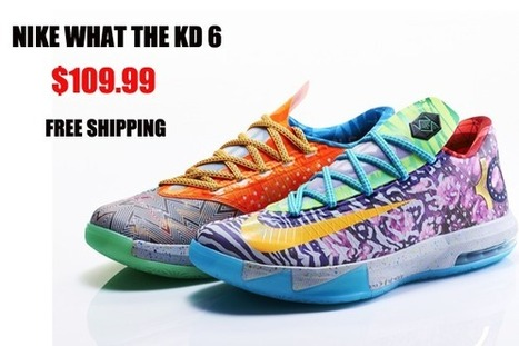 Nike What the KD 6 Shoes for Sale Buy Now | sdfadfadfass | Scoop.it