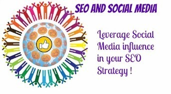 Leverage Social Media influence in your SEO Strategy | Marketing interactif | Scoop.it