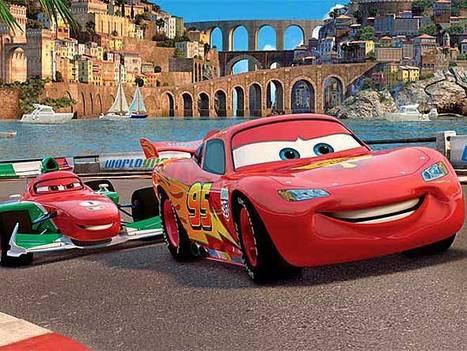 Como a Pixar criou os complexos cenários de Carros 2 | Animated... | Scoop.it