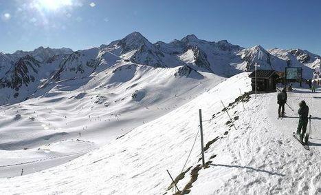 A Peyragudes, les champions envahissent  les pistes | Louron Peyragudes Pyrénées | Scoop.it