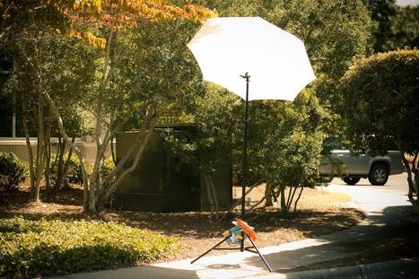 Subtractive Lighting - The Secret to Outdoor Portraits   CrewOfOne.com   Digital filmaking   Scoop.it