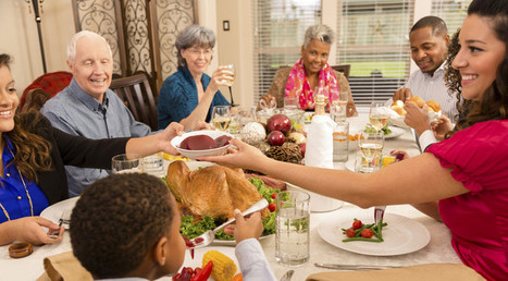 One way to make your Thanksgiving conversations more meaningful - Deseret News   Black Friday and Thanksgiving ESL - EFL resources   Scoop.it