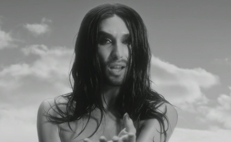 Rien n'arrête Conchita Wurst | 16s3d: Bestioles, opinions & pétitions | Scoop.it