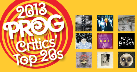 Listen: Prog Magazine Critics' Choice 2013 | News | Prog Magazine | 2013 Music Links | Scoop.it
