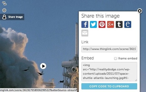 ThingLink embeds interactive contextual info into images - ZDNet | Potter Tech | Scoop.it
