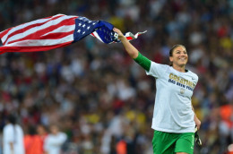 Baffoe: Hope Solo Is Not The Role Model She Claims To Be « CBS ... | athletes role models | Scoop.it