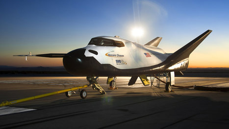 One of these three vehicles will be NASA's spacecraft of the future | Article of the Week | Scoop.it