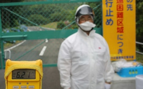 Decontamination worker's dead body found full of scars | Anthropocene, Capitalocene, Chthulucene,  staying with the trouble at Fukushima | Scoop.it