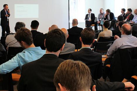 Axis Innovation Paris : 22 startups françaises pitchent devant 45 ... - La Revue du digital | Business & Innovation | Scoop.it