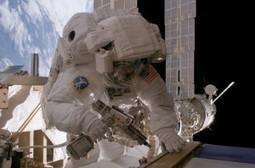 Terminata con successo l'EVA 19 sulla Stazione Spaziale Internazionale | Polvere di Stelle | Scoop.it