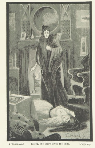 Ghostly Tales (1896) by Wilhelmina FitzClarence | Gothic Literature | Scoop.it
