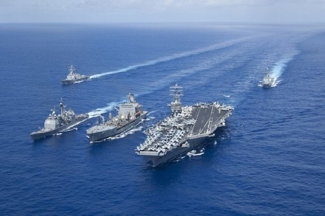 First Japanese-American takes command of US Pacific fleet - The Japan Daily Press | Australian Contact History | Scoop.it