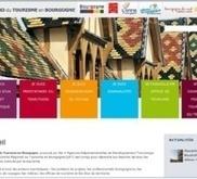 Bourgogne : 4 CDT et 1 CRT rassemblés sur un site pro mutualisé | Stratégie E-tourisme | Scoop.it
