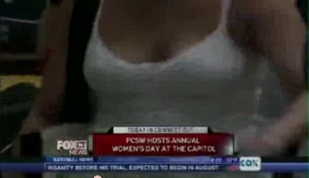 Fox Affiliate Apologizes For Airing Footage of Boobs in International Women's Day Report | fitness, health,news&music | Scoop.it