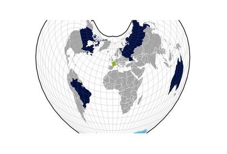 Pourquoi les cartes géographiques sont forcément mensongères | HG Sempai | Scoop.it